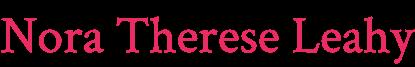Nora Therese Leahy Healing Logo